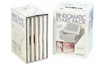 Bindomatic Cover Start Pack